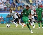 TRỰC TIẾP Saudi Arabia 1-1 Ai Cập: Hai quả pen, 1 bàn gỡ hòa (Hết H1)