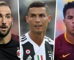 Vòng 1 Serie A (2018/19) - Thành Rome gặp khó, Ronaldo ra mắt Juve