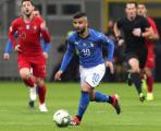 'Khách quý' bất ngờ viếng thăm trận đấu Italia và Bồ Đào Nha