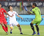 3 lý do Việt Nam chia điểm trước Myanmar: Kyaw Zin Htet 'lên đồng'