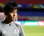 'Gắn mác' Real, tài năng trẻ Nhật Bản lu mờ hoàn toàn các đàn anh