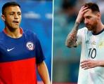ĐHTB vòng bảng Copa America 2019: Messi 'out', Sanchez 'in'