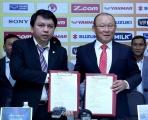 CHÍNH THỨC: VFF bắt đầu đàm phán gia hạn với thầy Park