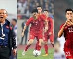 Thầy Park + Tuấn Anh + Tiến Linh và công thức thành công của ĐT Việt Nam