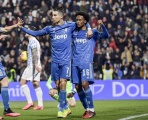 Ronaldo ghi bàn, Juventus giành trọn vẹn 3 điểm trước SPAL