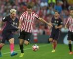 Rakitic tỏa sáng, Barca thắng nhọc trên sân San Mames