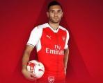 CHÍNH THỨC: Arsenal đón tân binh 21 triệu euro