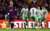 4 điều mà HLV Valverde cần làm sau thất bại tủi hổ của Barcelona trước Betis