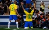 Vắng Neymar, Brazil bất phân thắng bại trước 'nhược tiểu' Panama