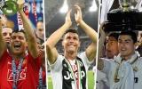 Ronaldo vô địch Serie A: Còn thử thách nào dành cho CR7?