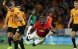 10 thống kê đáng chú ý xoay quanh trận Wolves - Man Utd