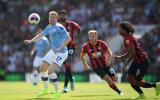 TRỰC TIẾP Bournemouth 0-1 Man City: Aguero mở điểm! (H1)