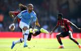 TRỰC TIẾP Bournemouth 0-2 Man City: Sterling nổ súng (H1)