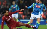 Napoli đại chiến Liverpool và 3 cuộc đối đầu quyết định