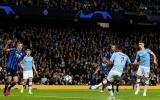 Sterling chói sáng, Man City thắng hủy diệt trước đại diện Serie A