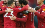 Đánh bại Watford, Liverpool làm điều không tưởng trong mùa này