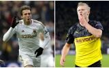 Erling Haaland: 'Tôi thích xem anh ấy thi đấu ở Swansea'