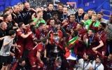 Đây, những người hùng thầm lặng trong chiến công Champions League