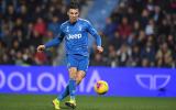 """""""Nổ súng"""" 13 trận liên tiếp, Ronaldo tiếp tục khiến Juventus ấm lòng"""