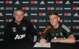 CHÍNH THỨC: Man Utd gia hạn hợp đồng với 'trò cưng' của Solskjaer