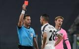 3 thẻ đỏ sau 7 trận, con số báo động cho Juventus!