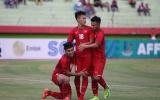 TRỰC TIẾP U19 Việt Nam 1-1 U19 Jordan: Trận đấu về vạch xuất phát