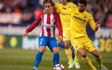 Griezmann tịt ngòi, Atletico thất thủ trước Tàu ngầm vàng