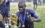 N'Golo Kante: Từ cầu thủ hạng sáu cho đến nhà vô địch World Cup
