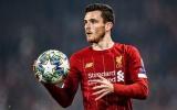 Robertson: 'Không phải tôi, anh ấy mới là hậu vệ trái xuất sắc nhất thế giới'