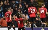 TRỰC TIẾP Man City 1-2 Man Ut: Đội khách phản công (KT)