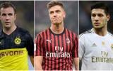 """5 tiền đạo M.U nên hỏi mượn: """"Messi nước Đức""""; Bom xịt của Real"""