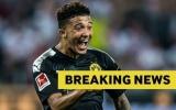 Jadon Sancho đồng ý ký hợp đồng 5 năm với Man Utd?