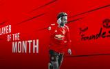 CHÍNH THỨC! Man Utd công bố cầu thủ hay nhất tháng 11