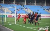 TRỰC TIẾP U23 Thái Lan 1-0 U23 Indonesia (Hết H1): Indonesia tạo ra sóng gió ở cuối H1