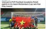 Báo châu Á: PVF của Việt Nam về thứ 8, hơn cả Tottenham Hotspur