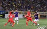 TRỰC TIẾP CLB Hà Nội 1-0 HAGL (Hiệp 1): Chủ nhà vào nghỉ với lợi thế dẫn bàn