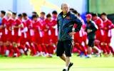 CHÍNH THỨC: Triệu tập Đình Trọng, thầy Park chốt danh sách 28 cầu thủ U23 Việt Nam
