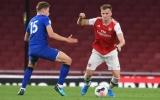 Arsenal đón tin cực vui, 'lá chắn bất bại' đá trọn vẹn 90 phút