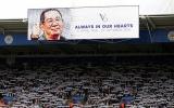 Nhói lòng với cách Leicester tri ân cố chủ tịch Vichai 1 năm sau thảm kịch
