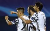Song sát nổ súng, Juventus thắng lớn trên đất khách