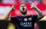 Hàng công Barca: Nỗi thất vọng Alcacer