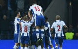 Bảng G Champions League: Leicester thua thảm Porto trong trận cầu thủ tục