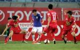 """Tổng hợp vòng 3 V-League 2017: Thanh Hóa vững ngôi đầu, Hoàng Anh Gia Lai """"đội sổ"""""""