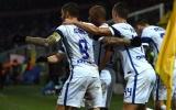 Sau vòng 21 Serie A: Inter chen chân vào top 5