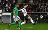 TRỰC TIẾP St Etienne 0-1 MU: Nhiệm vụ dễ dàng (Kết thúc)