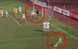 VPF lên tiếng về tình huống không công nhận bàn thắng cho FLC Thanh Hóa