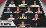 Đội hình tiêu biểu vòng 25 Bundesliga: Lewandowski nhường chỗ cho các siêu tiền đạo