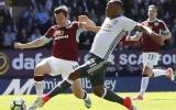Chấm điểm M.U trận gặp Burnley: Giá trị Pogba; Martial 'trả lời' Mourinho