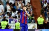 Messi đạt mốc khủng sau trận El Clasico