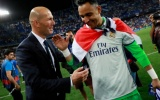 Ngày Real lên ngôi, Ronaldo 'núp bóng' Navas